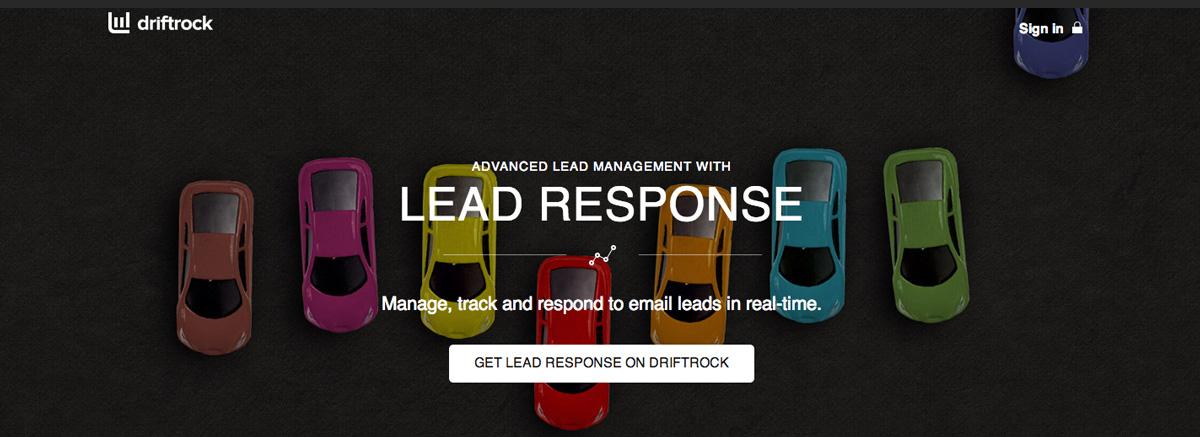 Driftrock - Lead Response