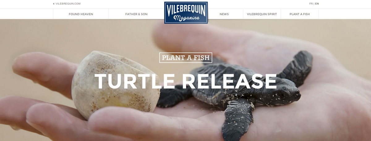 Vilebrequin Magazine