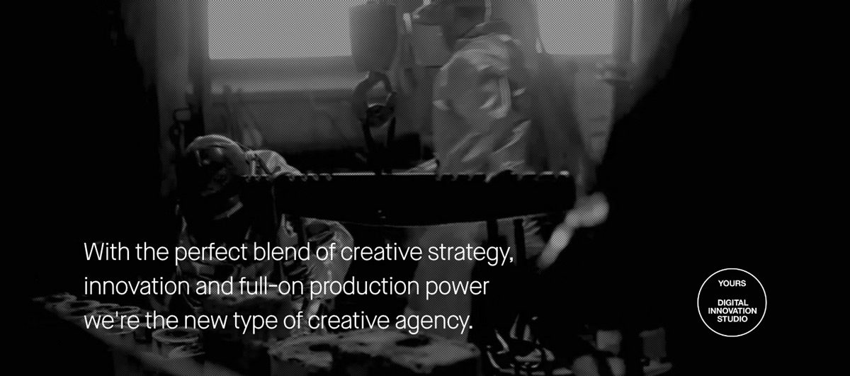 Yours Creative Agency