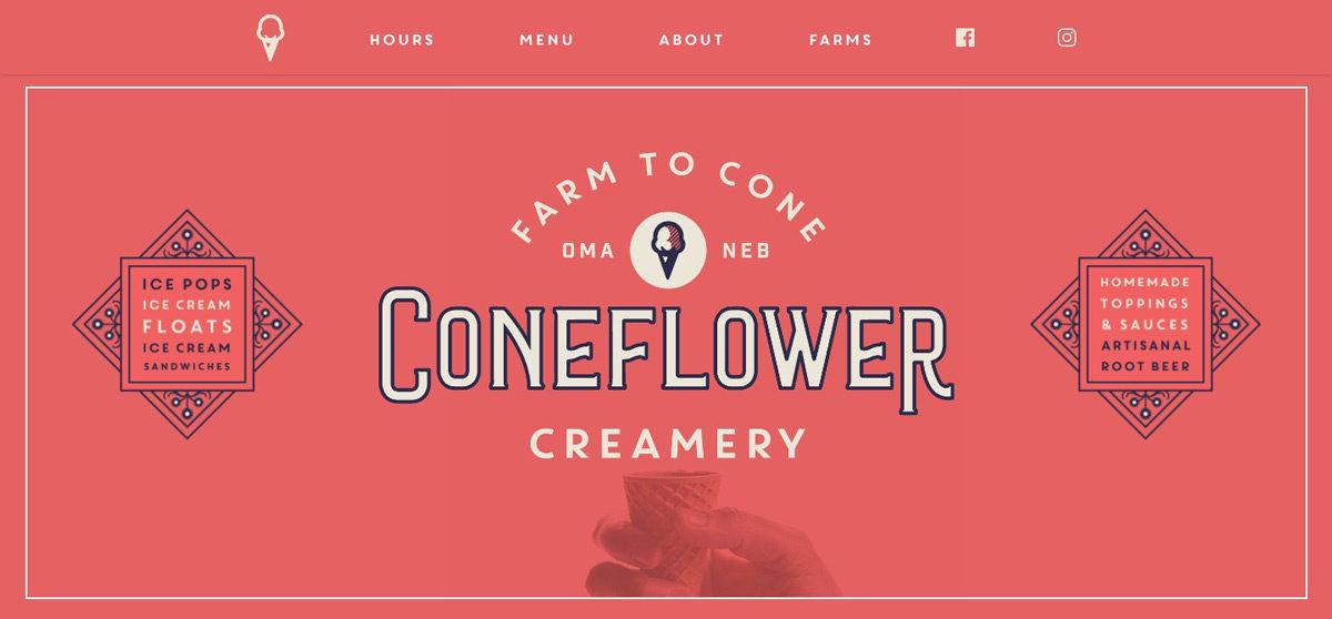 Coneflower Creamery