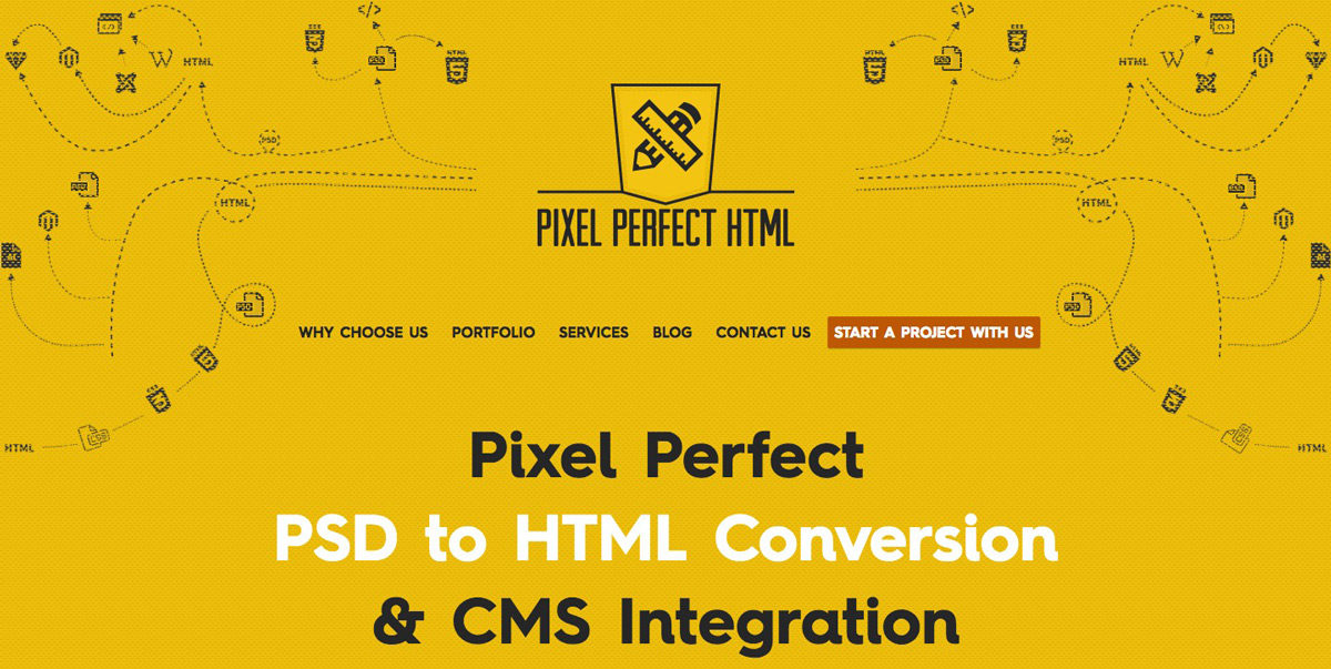 Pixel Perfect HTML