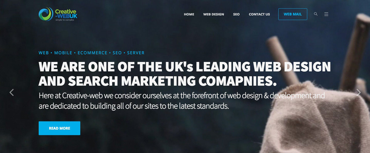 Creative Web UK