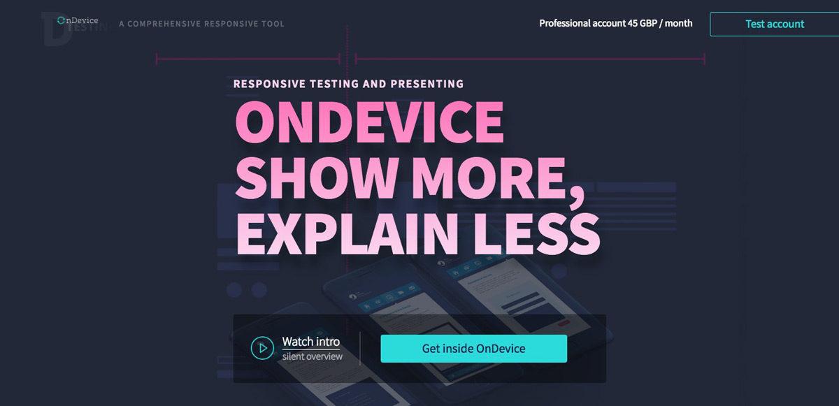 OnDevice App