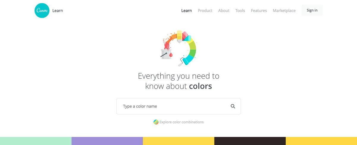 Canva Colors