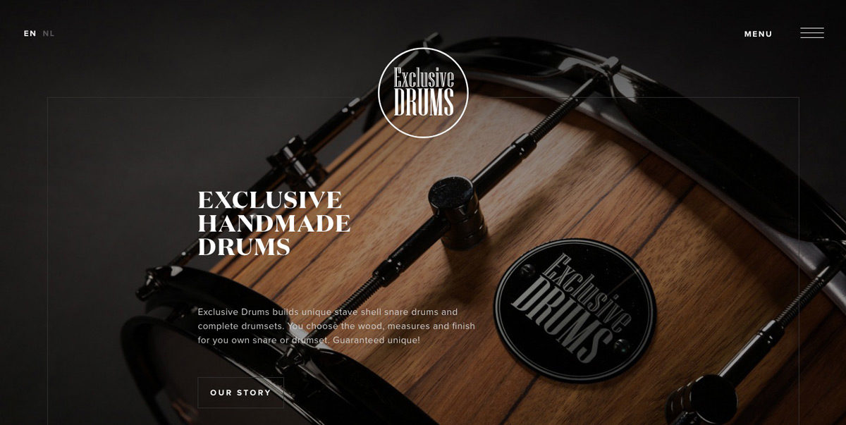 Exclusive Drums