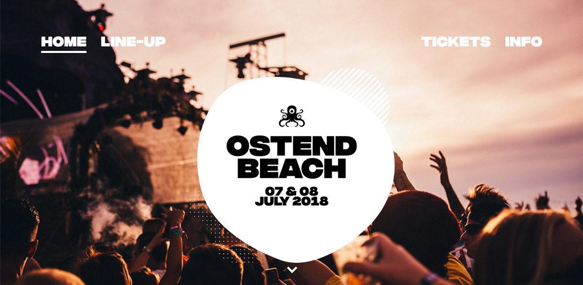 Ostend Beach Festival