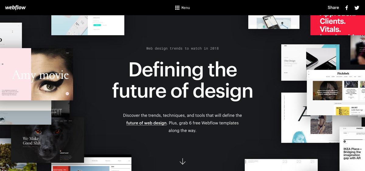 Webflow Web Design