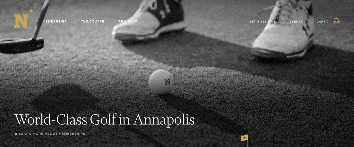 Naval Academy Golf Course