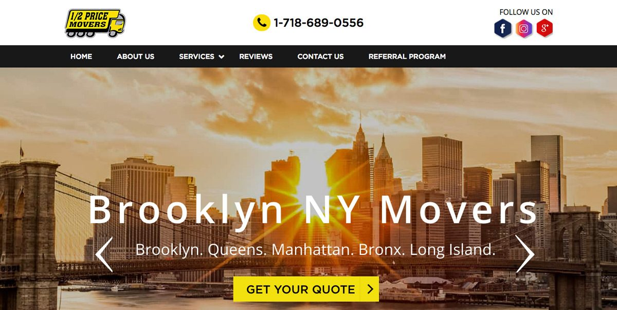Brooklyn NY Movers