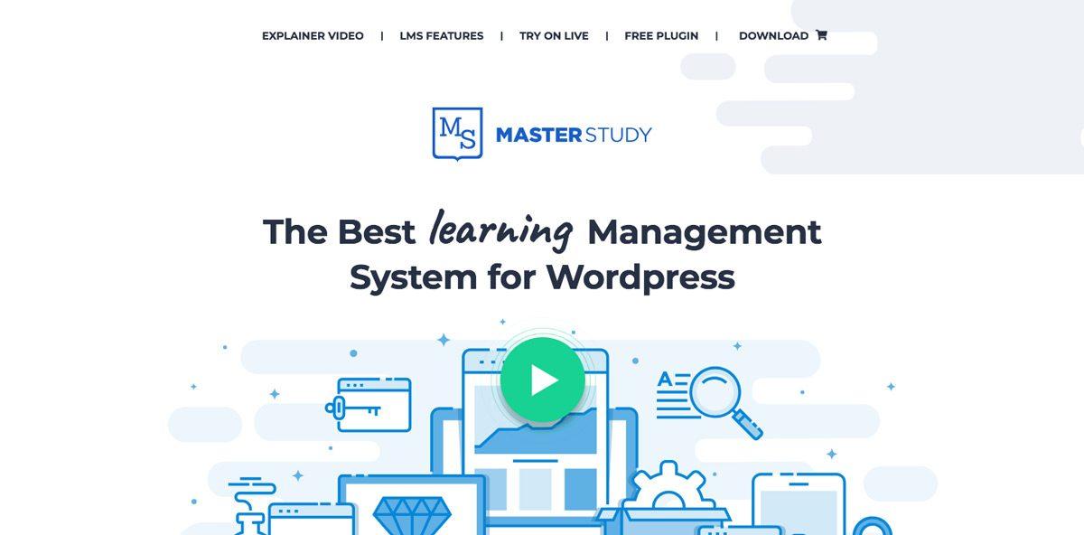 Masterstudy Education - LMS WordPress Theme