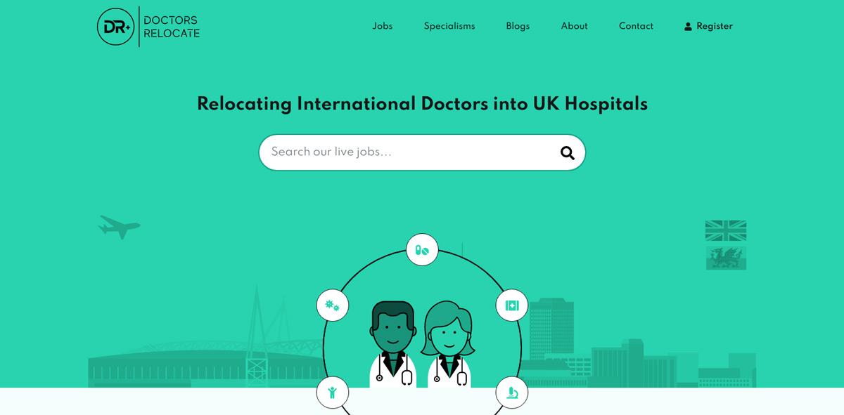 Doctors Relocate