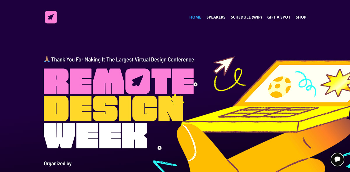 Remote Design Week 2020